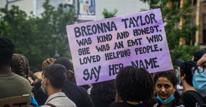 A short history of black women and police violence
