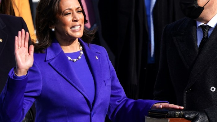 Kamala Harris Sworn in as Vice-President; Caribbean Leaders Welcome Biden-Harris Administration