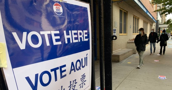 When Is the Deadline for New York Voters to Switch Party Registration Before June's Primary? Depends on Which Board of Elections You Ask