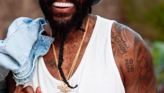 """Tarrus Riley Turn The Heat Up A Notch, With Summer Anthem """"Like That"""""""