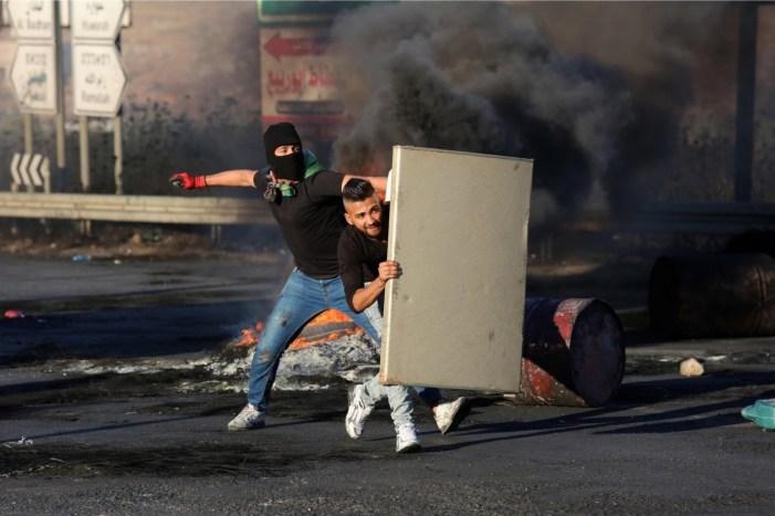 On GPS: Israeli-Palestinian Conflict Intensifies