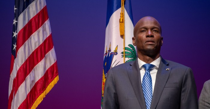 FAST THINKING: Why the Moïse Assassination is Haiti's Worst-Case Scenario