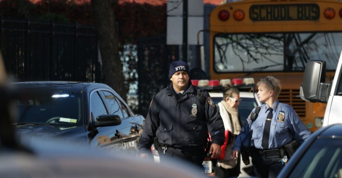 NYPD Sergeant Charged With Assault, Attempted Assault During Two Arrests