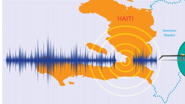 Massive Haiti earthquake kills more than 300 as rescuers dig through rubble in search for survivors