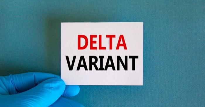 Commissioner of Health's Op-Ed on Delta Variant