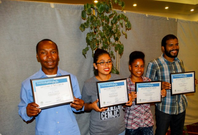 """Winners of """"Water and Jobs"""" poetry Competition"""
