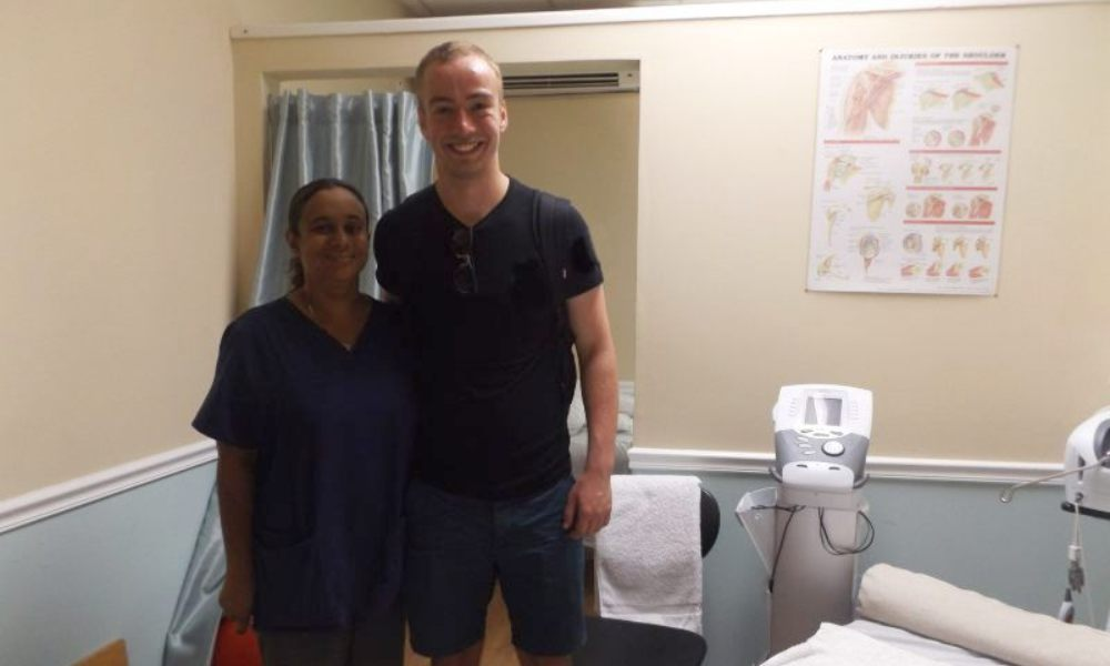 Sports Physiotherapy Placement in St Lucia