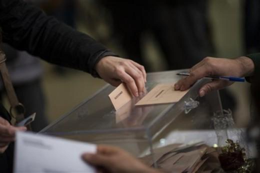 Elecciones (archivo). (AP )