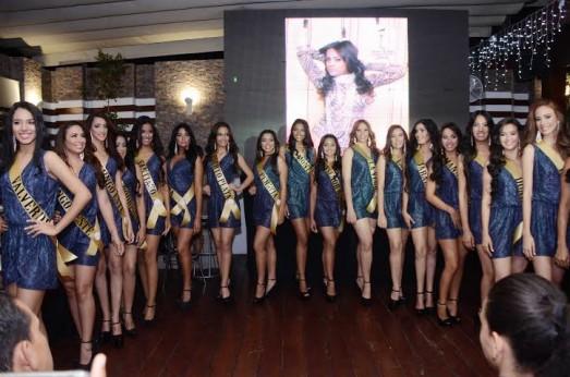 La organización del Miss Grand Dominican Republic presentó formalmente las 21 candidatas.