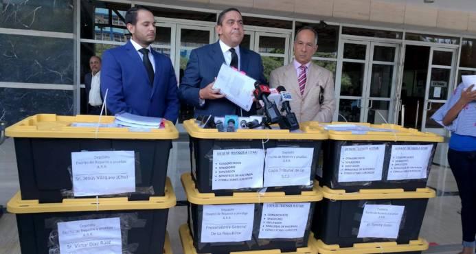Resultado de imagen para Ángel Rondón convocaría medio Gobierno a testificar en el caso Odebrecht