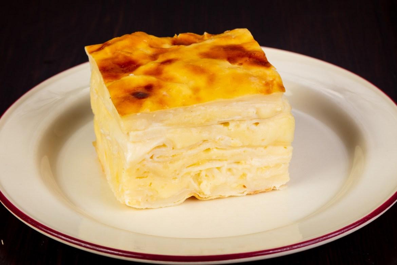 RECIPE: Macaroni & Cheese Pie