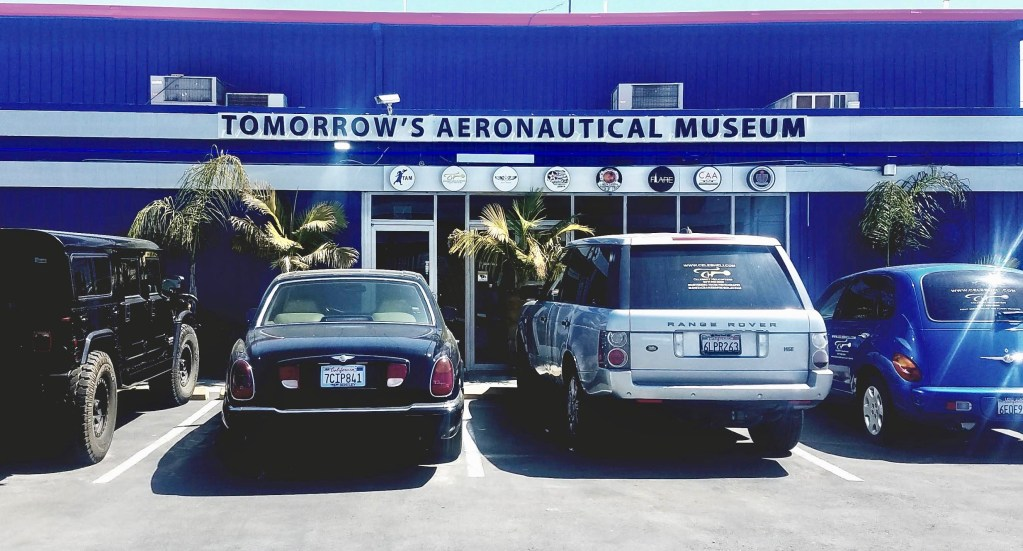 Tomorrow's Aeronautical Museum