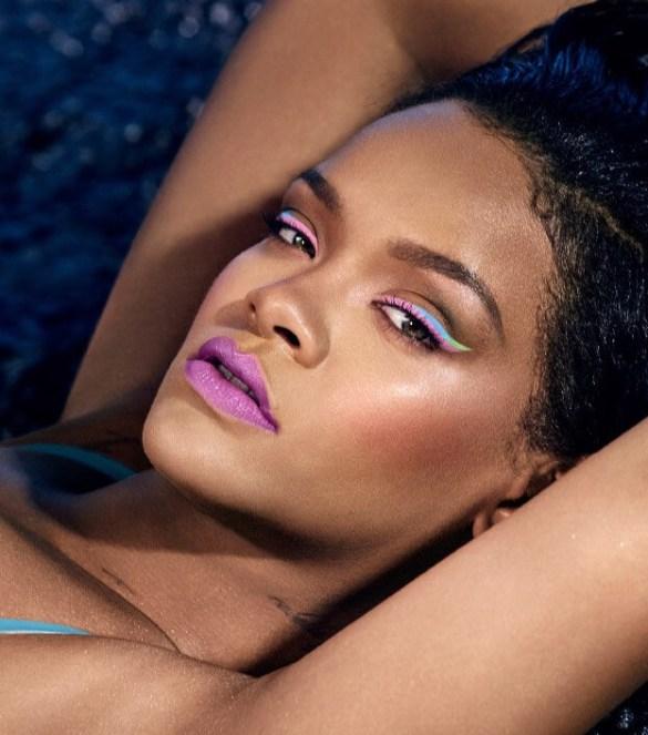 Photo of Rihanna courtesy of Fenty Beauty Website: FentyBeauty.com