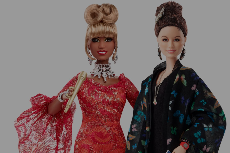 Mattel Unveils Celia Cruz and Julia Alvarez Barbie Dolls
