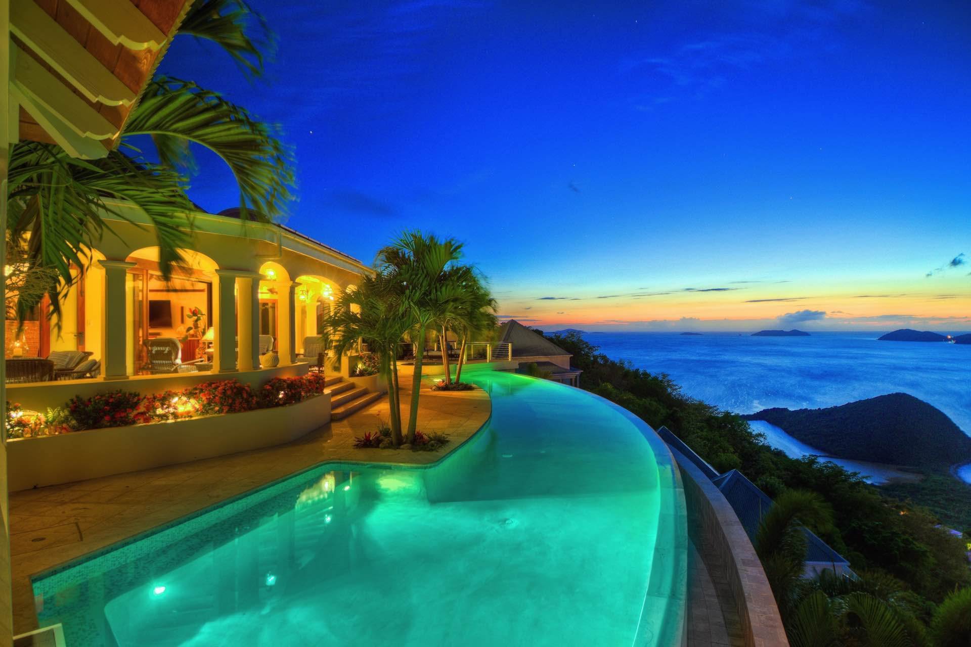 Ocean view Long term rental Long Bay BVI
