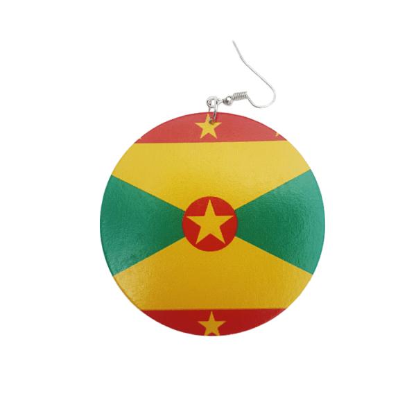 Grenada-Earing-Single