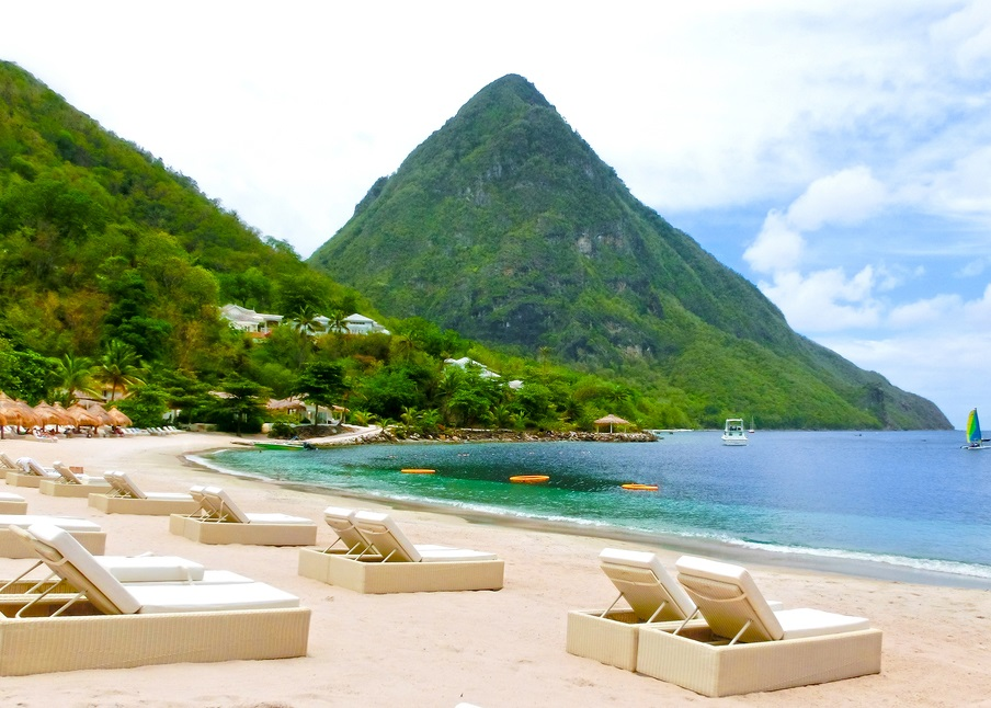 12 Best Caribbean Beaches to visit