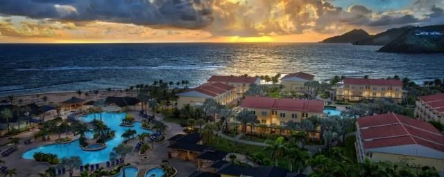 St. Kitts Beachfront Resort