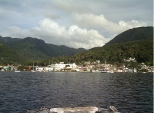 Soufrière – The second largest town on St Lucia