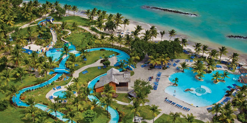 Discover Coconut Bay Resort & Spa with Caribbean Warehouse