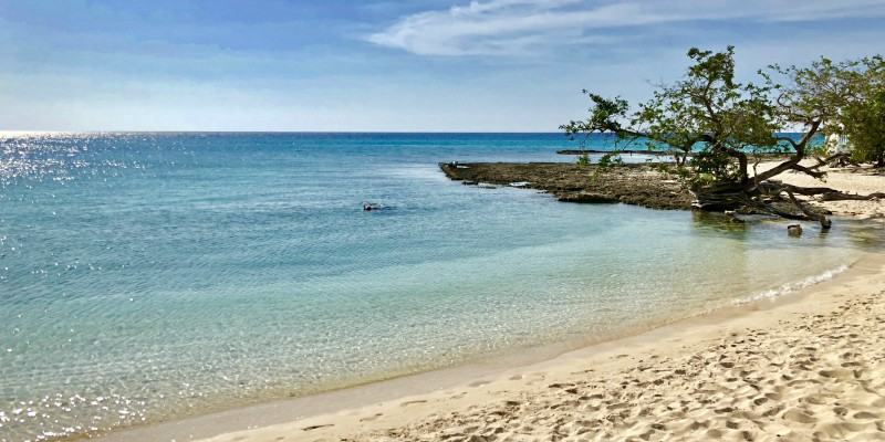 Playa Pesquero with Caribbean Warehouse
