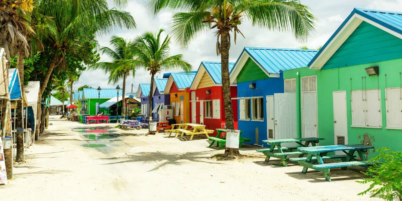 Barbados with Caribbean Warehouse