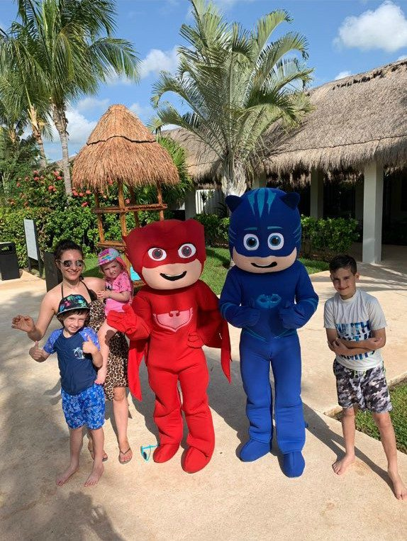 Finest Playa Mujeres Family Escape with Caribbean Warehouse