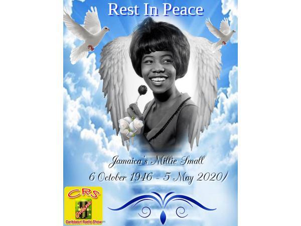 473: Ska Tribute To Jamaica's Millie Small My Boy Lollipop  1946-2020