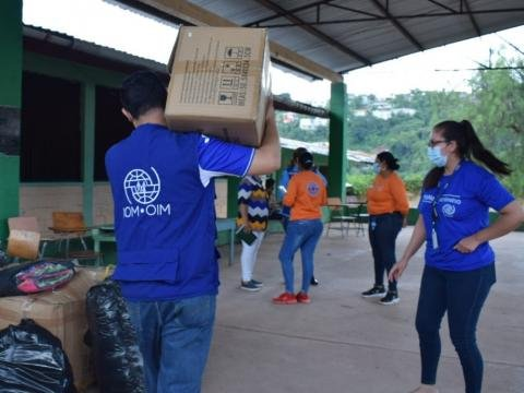 IOM Responds to Eta's Aftermath in Central America: 2