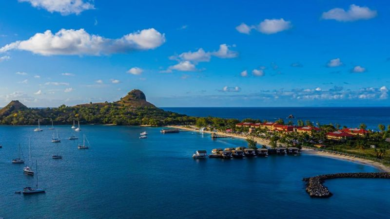 With Quarantine Rules Lifted in Many Caribbean Islands, Is U