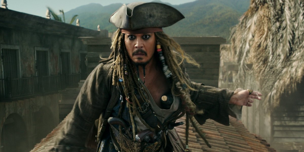 The Wild Way Johnny Depp Cost Pirates Of The Caribbean: