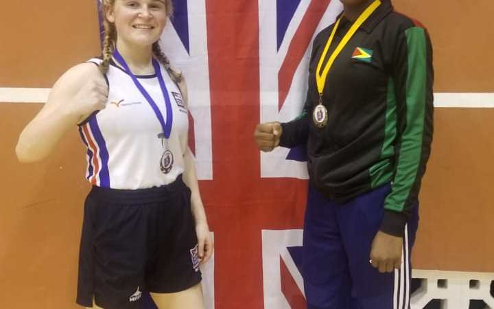 Jackman wants to be Guyana's next female world champion
