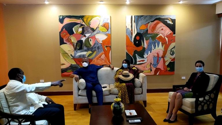 Jamaica Welcomes Historic Flight From Nigeria