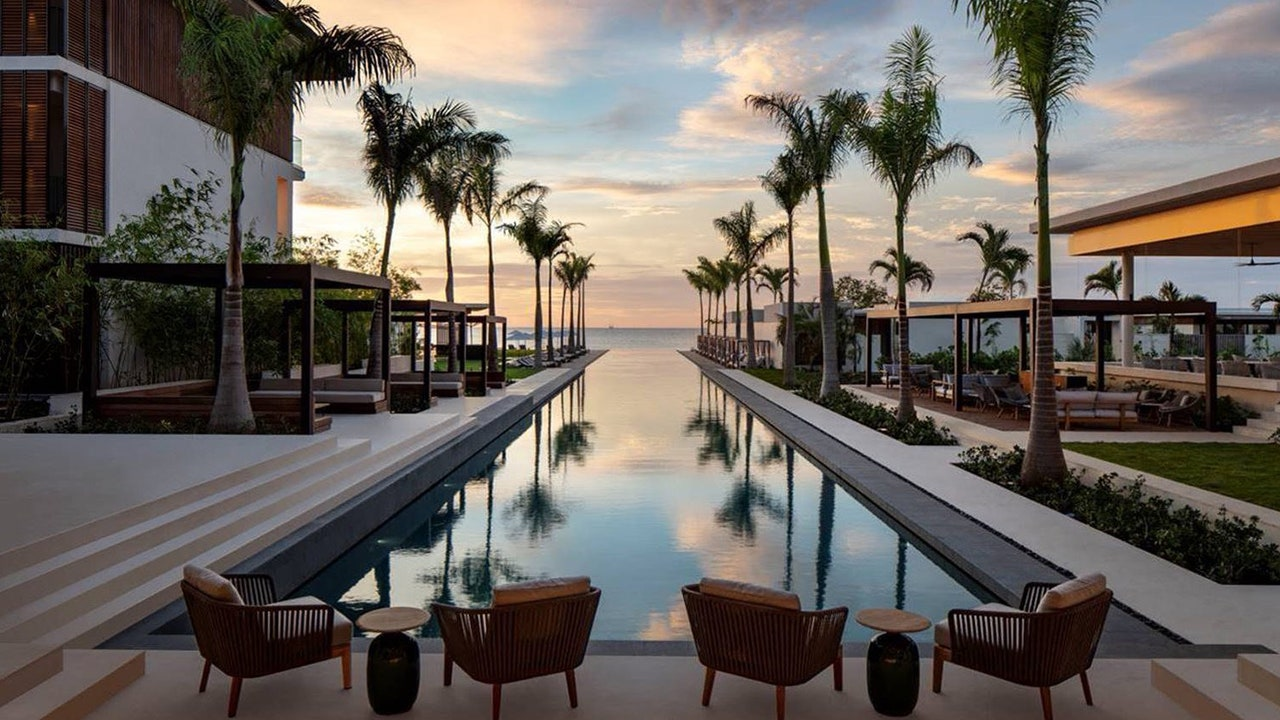 My Caribbean Quarantine at a Five-Star Resort