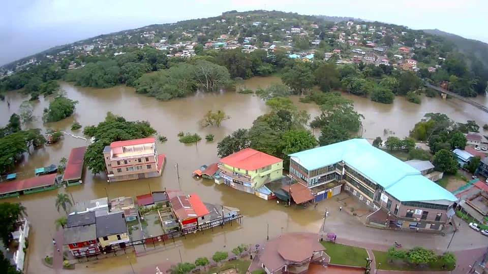 Tropical Depression Eta continues to wreak havoc; Belize faces disastrous