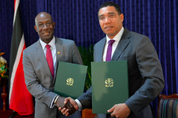 Caricom's shame! How Jamaica, Haiti and Bahamas orchestrated 'unfounded' attack