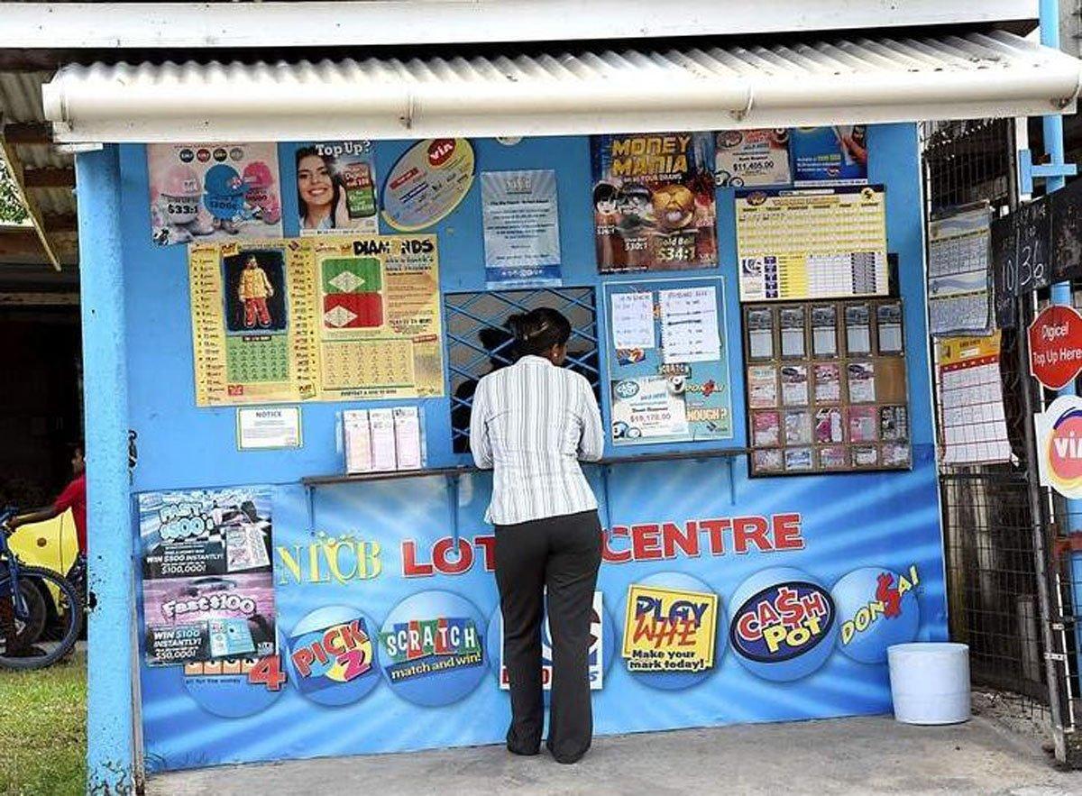 Philanthropist is Trinidad and Tobago's newest Lotto jackpot millionaire