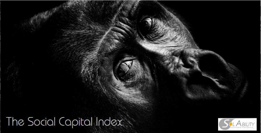 The Social Capital Index: Scandinavia Tops