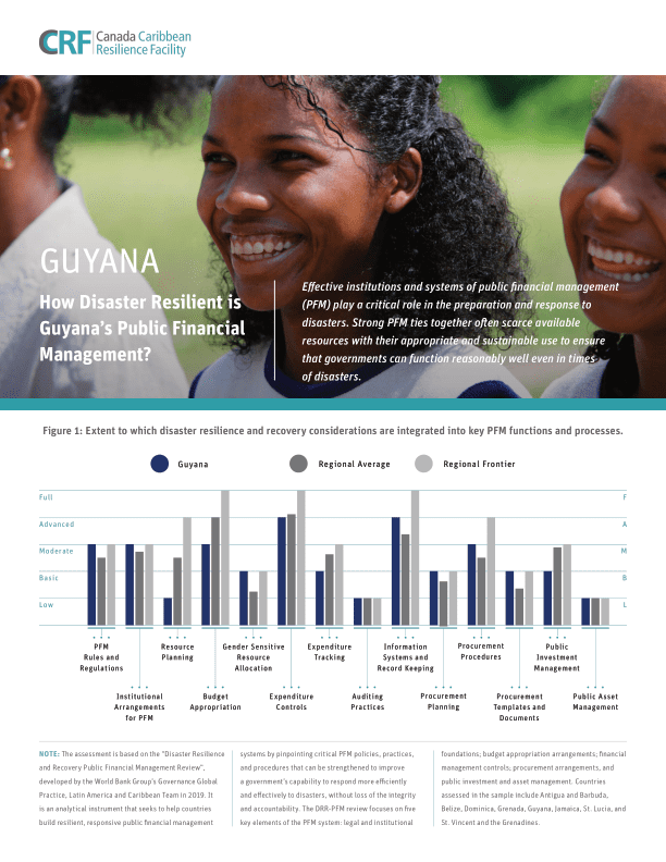 Guyana: How Disaster Resilient is Guyana's Public Financial Management?