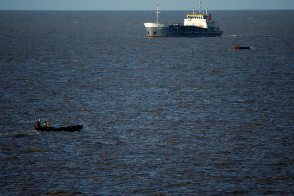 Guyana says Venezuela detained two fishing vessels in its waters