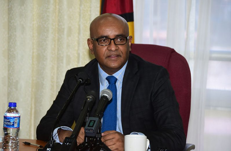 "Jagdeo single-handedly dictates Guyana's depletion policy to be ""drill baby"