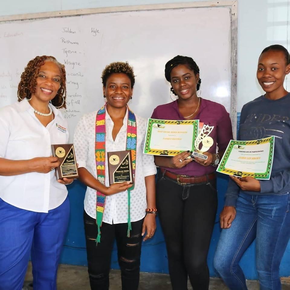 Live Well Jamaica Resumes Digital Media and Marketing Training Program