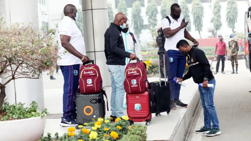 Rigorous COVID-19 testing schedule for Windies