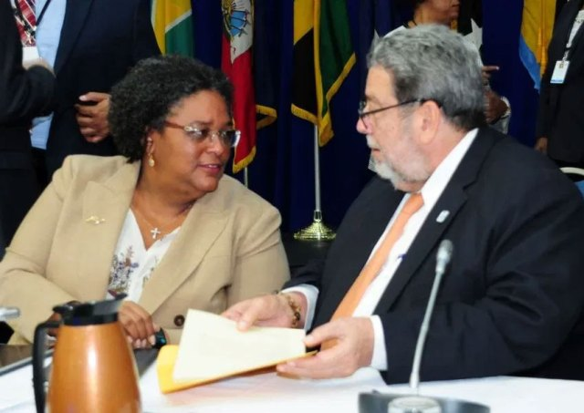 St Vincent puts Barbados on COVID 'high risk' travel list