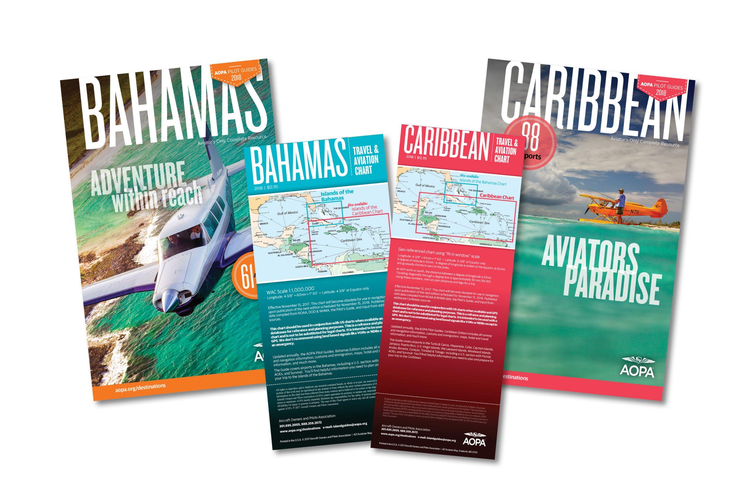 AOPA Pilot Guides: Bahamas and Caribbean