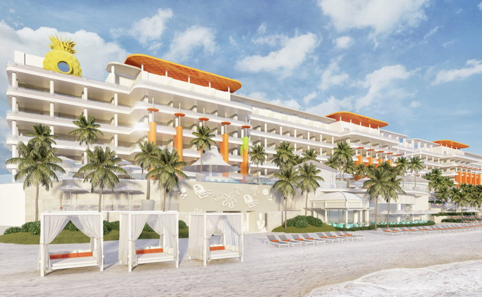 Mexico's First Nickelodeon Resort to Open in Summer 2021
