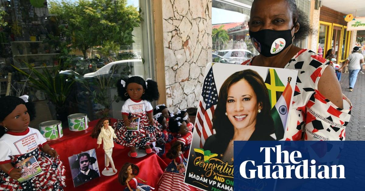 'Immense sense of pride': Caribbean diaspora celebrates Kamala Harris