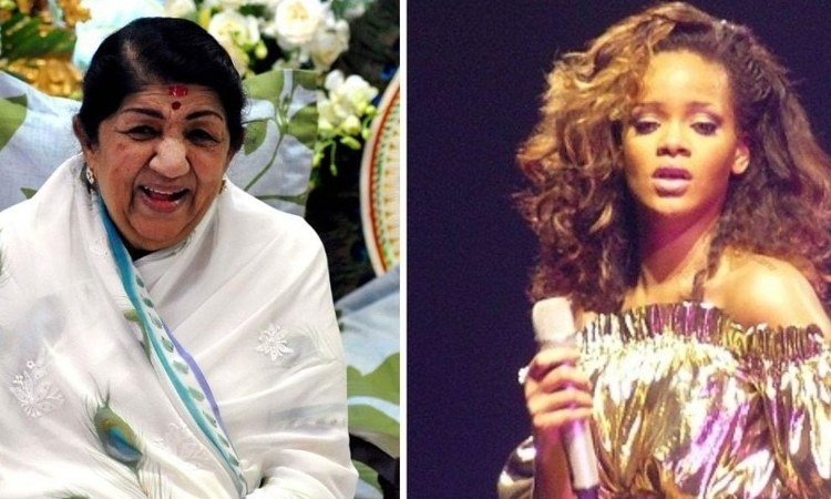 By pitching Lata vs Rihanna, Narendra Modi is playing the
