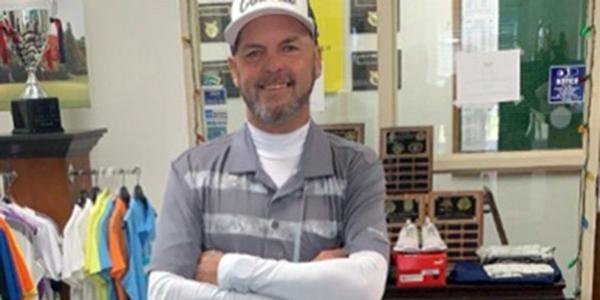 Bermuda PGA Golf Features Brian Morris