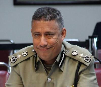 Trinidad Top Cop reports Facebook user to police